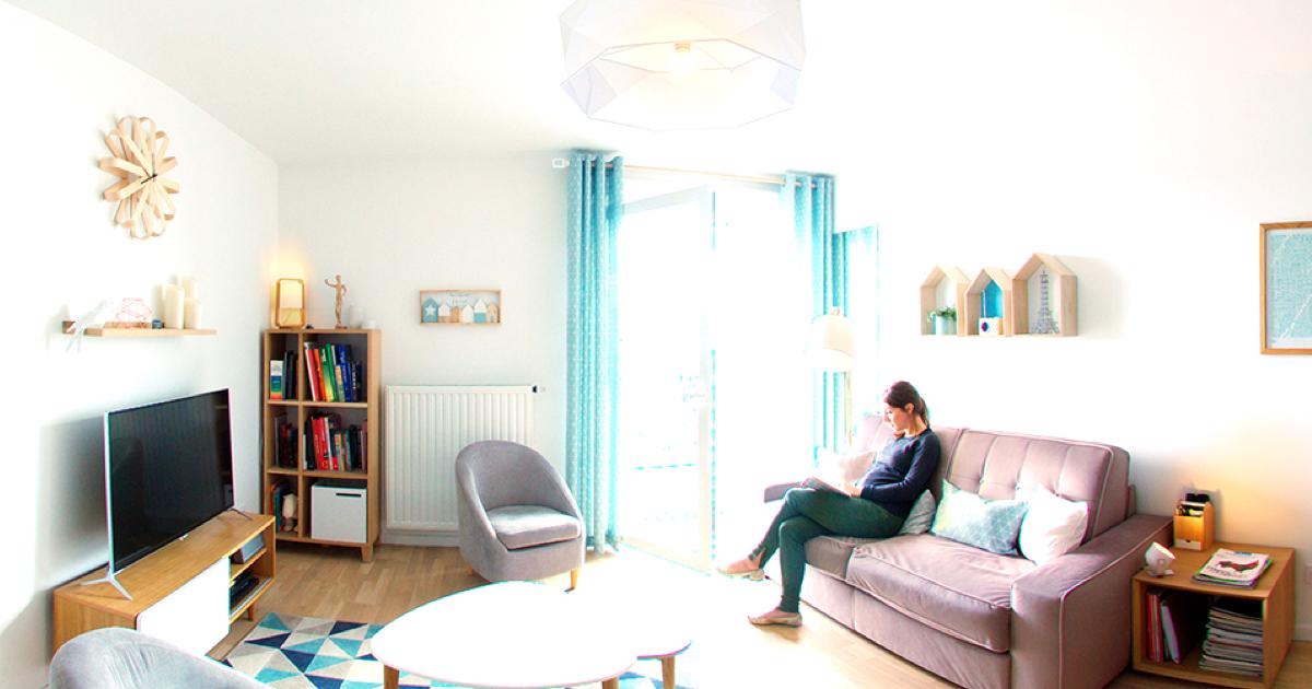 Nf habitat c 39 est mieux c 39 est s r - Temperature ideale appartement ...