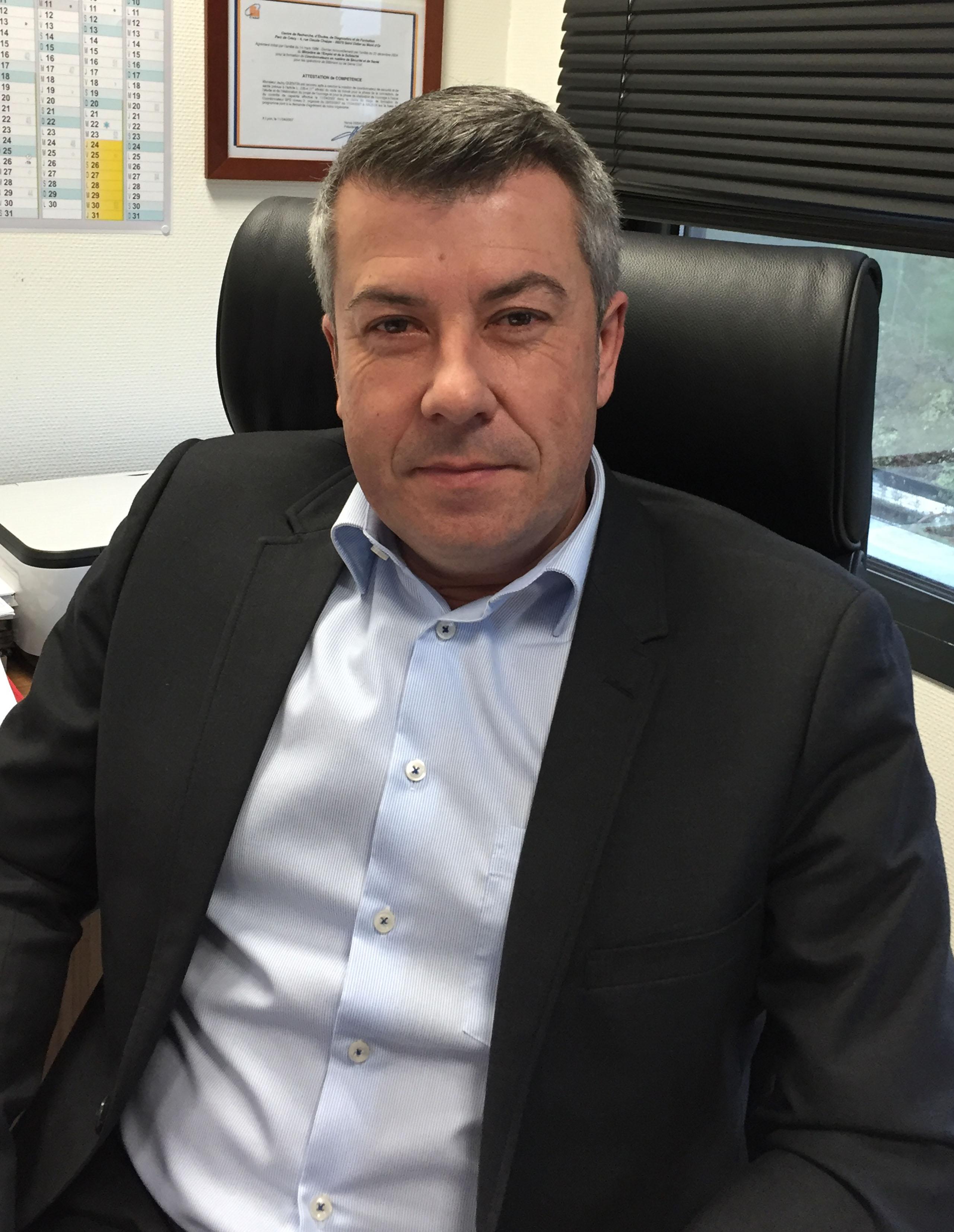 Jacky Quentin, Directeur technique de RENOVEA