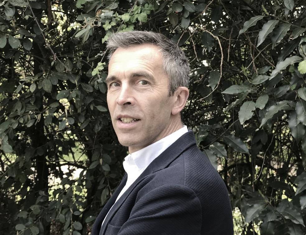 Stéphane Landemaine – Gérant de l'Atelier Logémaine