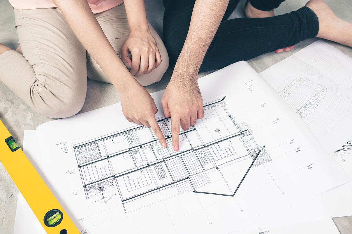 Construction d'une maison : 6 raisons de choisir un pro engagé pour votre chantier